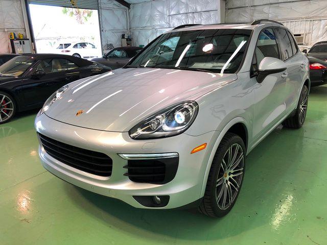2017 Porsche Cayenne Platinum Edition Longwood, FL 5
