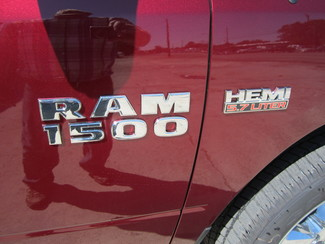 2017 Ram 1500 Crew Cab Big Horn Houston, Mississippi 10