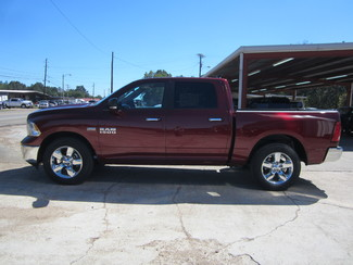 2017 Ram 1500 Crew Cab Big Horn Houston, Mississippi 2