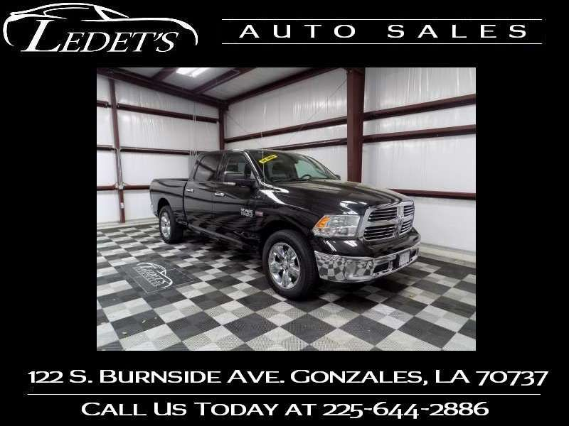 2017 Ram 1500 Big Horn - Ledet's Auto Sales Gonzales_state_zip in Gonzales Louisiana