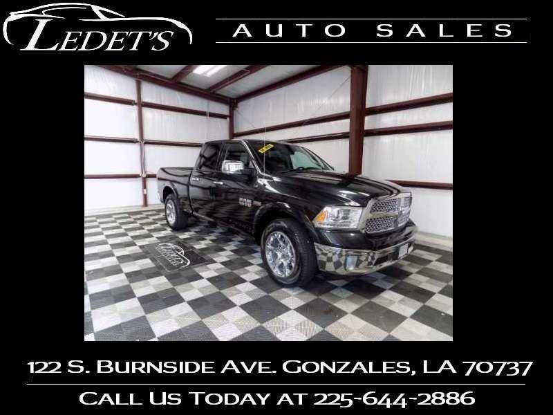 2017 Ram 1500 Laramie - Ledet's Auto Sales Gonzales_state_zip in Gonzales Louisiana