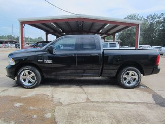 2017 Ram 1500 Express 4x4 Quad Cab Houston, Mississippi 2