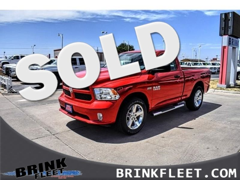 2017 Ram 1500 Express | Lubbock, TX | Brink Fleet in Lubbock TX