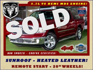 2017 Ram 1500 Big Horn Crew Cab 4x4 - SUNROOF - HEATED LEATHER! Mooresville , NC
