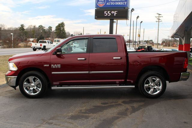 2017 Ram 1500 Big Horn Crew Cab 4x4 - SUNROOF - HEATED LEATHER! Mooresville , NC 16