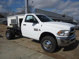 2017 Ram 3500 Chassis Cab Tradesman 4x4 Houston, Mississippi 1