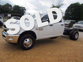 2017 Ram 3500 Chassis Cab Tradesman 4x4 Crew Cab Houston, Mississippi