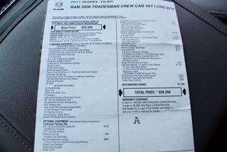 2017 Ram 3500 DRW Tradesman Crew Cab 4X4 6.7L Cummins Diesel AISIN Auto Sealy, Texas 66