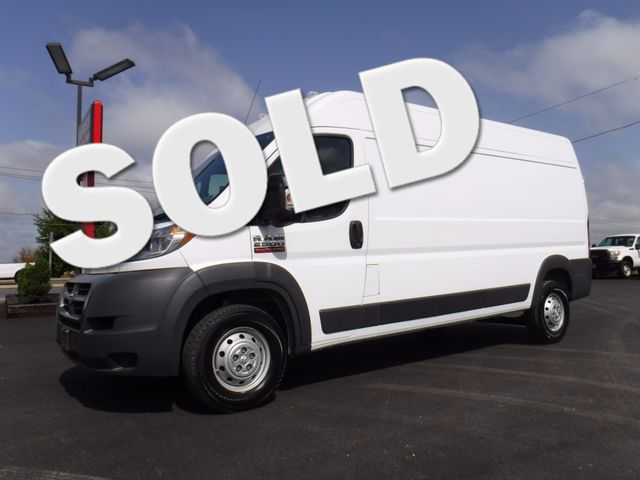 2017 Ram ProMaster 2500 Extended High Roof Cargo Van in Ephrata PA