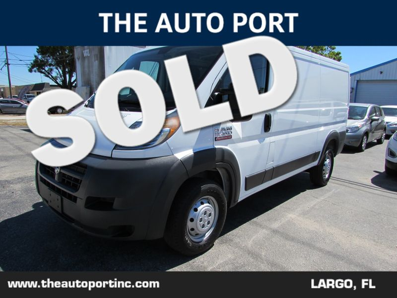 2017 Ram ProMaster Cargo Van  | Clearwater, Florida | The Auto Port Inc in Clearwater Florida