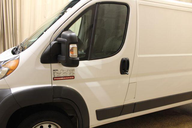 2017 Ram ProMaster Cargo Van ProMaster LOW ROOF Roscoe, Illinois 12