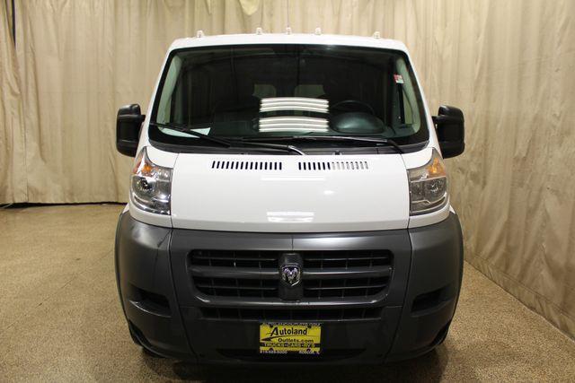 2017 Ram ProMaster Cargo Van ProMaster LOW ROOF Roscoe, Illinois 3