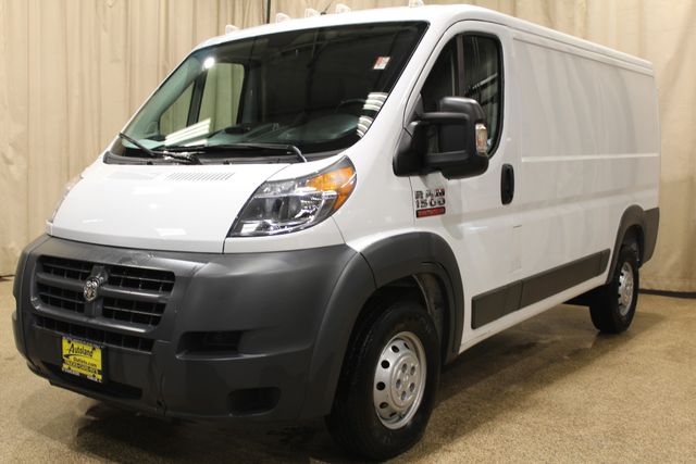 2017 Ram ProMaster Cargo Van ProMaster LOW ROOF Roscoe, Illinois 2
