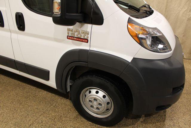 2017 Ram ProMaster Cargo Van ProMaster LOW ROOF Roscoe, Illinois 4