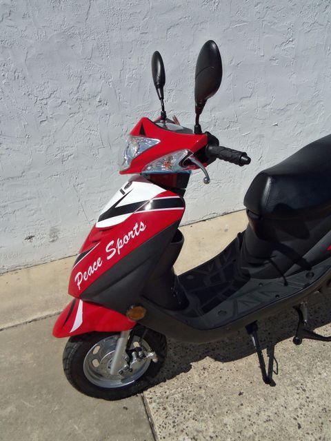 2017 Riya Fit-50 Scooter Daytona Beach, FL 6