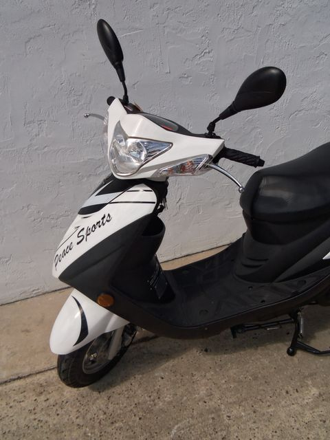 2017 Riya Fit-50 Scooter Daytona Beach, FL 2