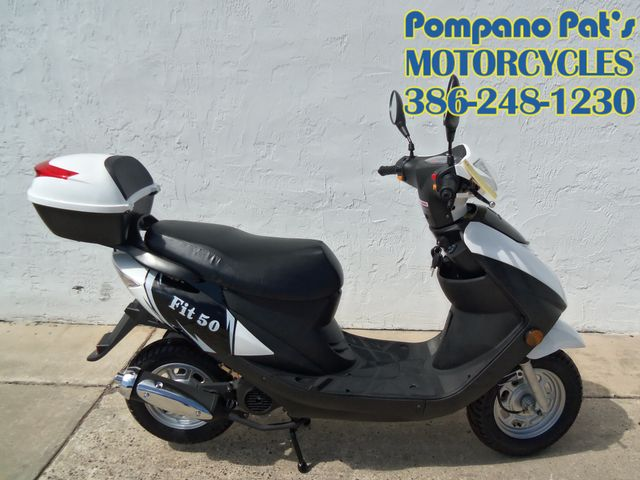 2017 Riya Fit-50 Scooter Daytona Beach, FL 0