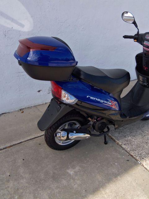 2017 Riya Renegade Scooter Daytona Beach, FL 5