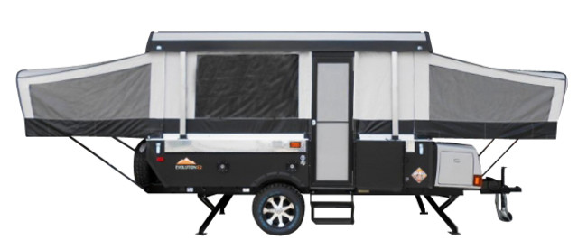 2018 Coleman-Somerset Pop Up Camping Tent Trailer  in Surprise AZ