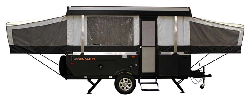 Columbia northwest somerset camping trailers folding pop up autos