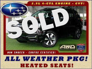 2017 Subaru Forester Premium AWD - ALL WEATHER PKG! Mooresville , NC