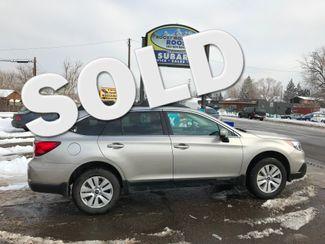 2017 Subaru Outback Premium Golden, Colorado