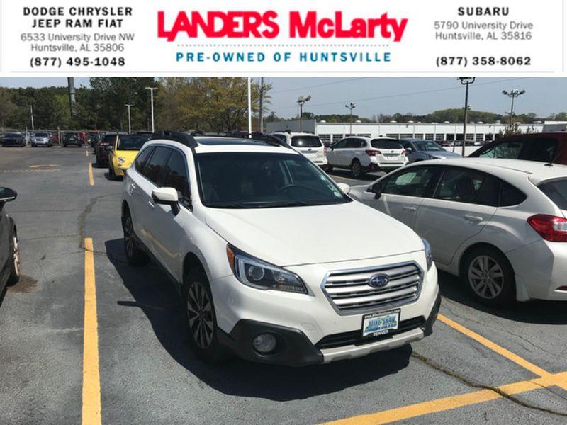 2017 Subaru Outback Limited   Huntsville, Alabama   Landers Mclarty DCJ & Subaru in Huntsville Alabama