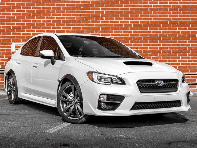 2017 Subaru WRX Limited Burbank, CA 2