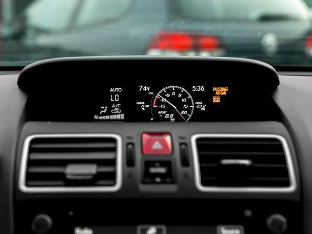 2017 Subaru WRX Limited Burbank, CA 25