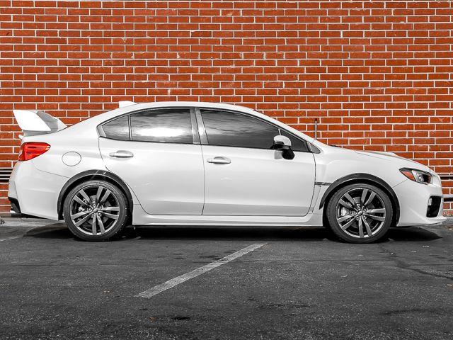 2017 Subaru WRX Limited Burbank, CA 4