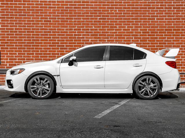 2017 Subaru WRX Limited Burbank, CA 5