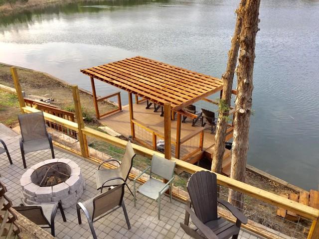 2017 Lake House Rental - Www.Vrbo.Com/1040215 RedLineMuscleCars.com, Oklahoma 56