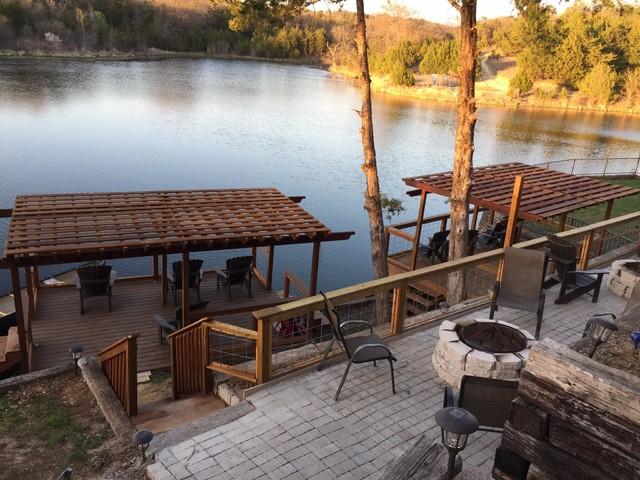 2017 Lake House Rental - Www.Vrbo.Com/1040215 RedLineMuscleCars.com, Oklahoma 60