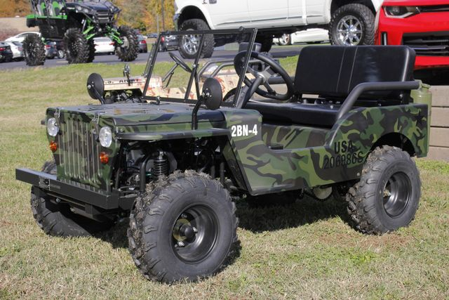 2017 Thunderbird Jeep - NEW - LIMITED QUANTITY - LOTS OF FUN! Mooresville , NC 4