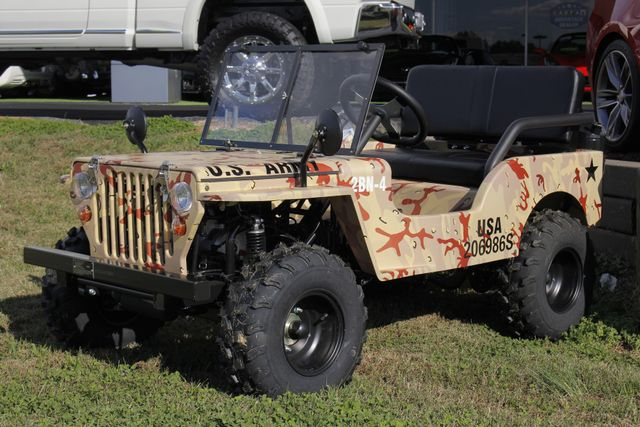 2017 Thunderbird Jeep - NEW - Great gift... just in time for Christmas! Mooresville , NC 5