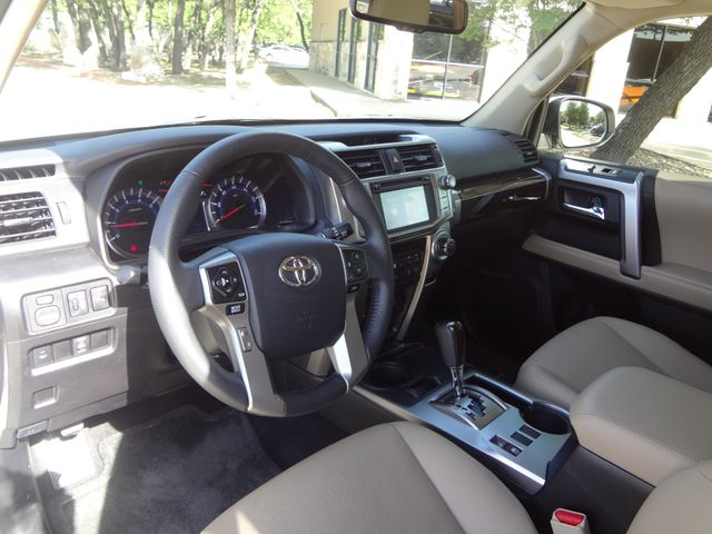 2017 Toyota 4Runner Limited Austin , Texas 12