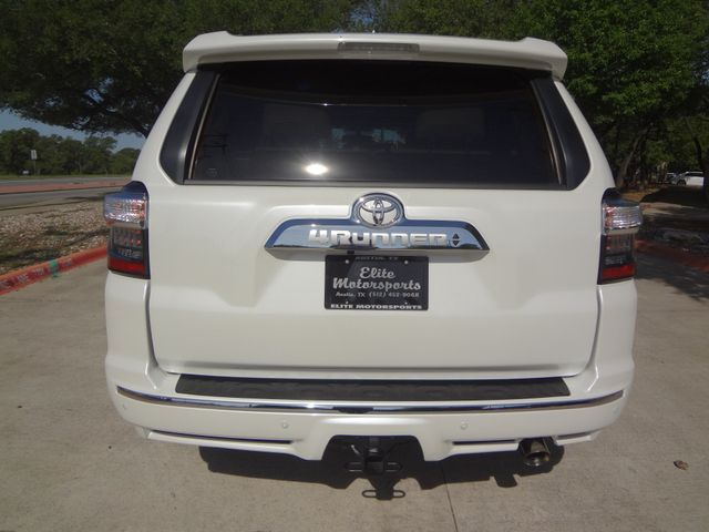 2017 Toyota 4Runner Limited Austin , Texas 3