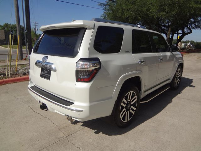 2017 Toyota 4Runner Limited Austin , Texas 5