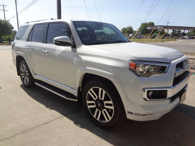 2017 Toyota 4Runner Limited Austin , Texas 7