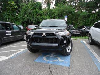 2017 Toyota 4Runner SR5 7-PASS. NAVIGATION. TOW PKG SEFFNER, Florida 7