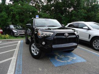 2017 Toyota 4Runner SR5 7-PASS. NAVIGATION. TOW PKG SEFFNER, Florida 8
