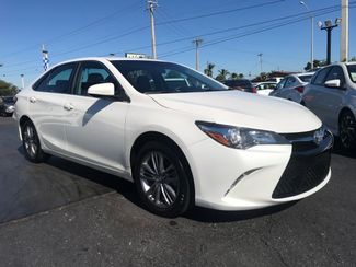 2017 Toyota Camry SE Hialeah, Florida 2