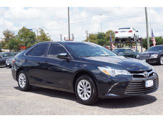 2017 Toyota Camry LE  city Texas  Vista Cars and Trucks  in Houston, Texas