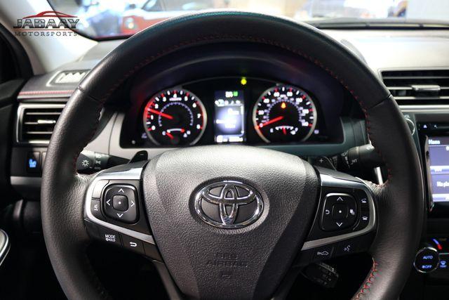 2017 Toyota Camry XSE Merrillville, Indiana 17