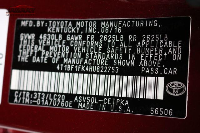 2017 Toyota Camry XSE Merrillville, Indiana 50