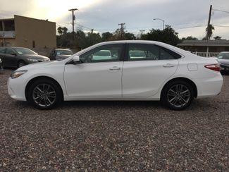 2017 Toyota Camry SE Mesa, Arizona 1