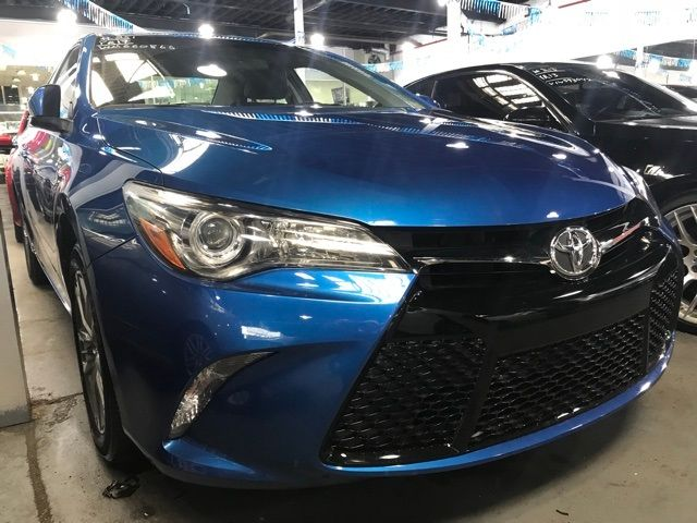 2017 Toyota Camry Richmond Hill, New York 2