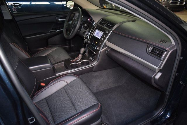 2017 Toyota Camry SE Richmond Hill, New York 20