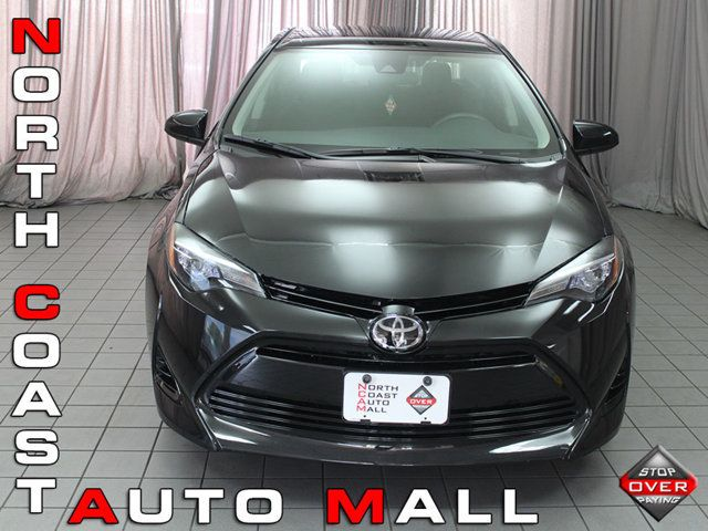 Used 2017 Toyota Corolla, $15993