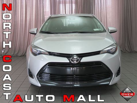 2017 Toyota Corolla LE CVT in Akron, OH